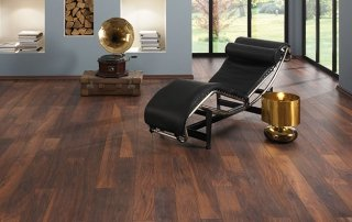 Laminate Flooring Vintage Classic Red River Hickory Promo