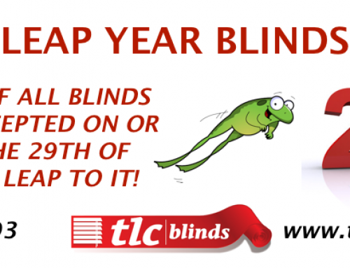 Get 20% Off Blinds – Leap Year Special