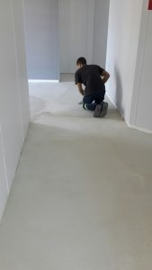 Sun Destinations Screed Flooring