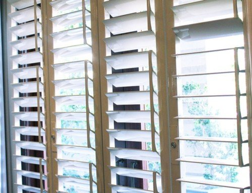 TLC Flooring Supplies & Installs Window Shutters