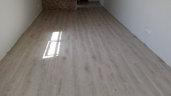 Delano Antarctic Luxury Vinyl Planks - Commercial grade boards with a lifetime warranty when fitted in a residence