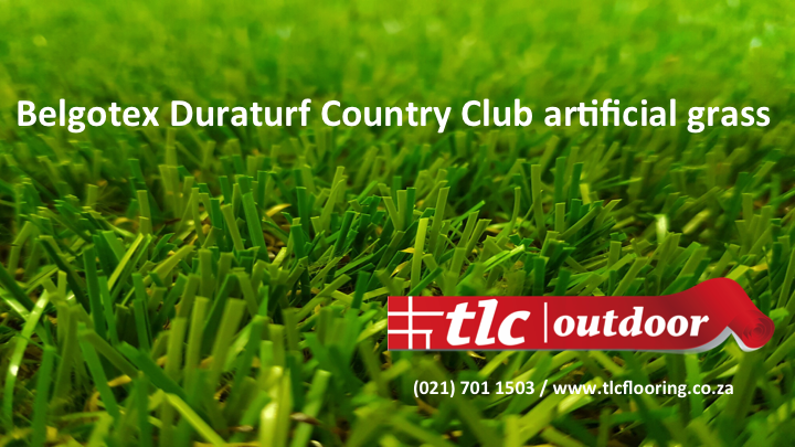Country club duraturf synthetic artificial grass tlc flooring cape town