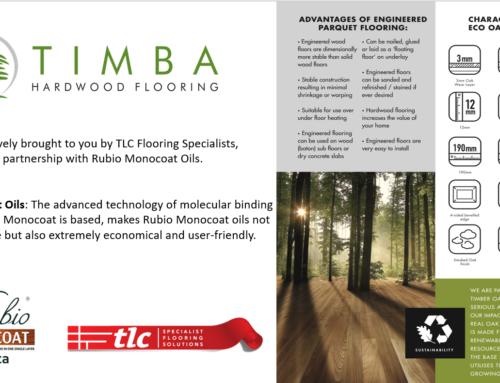 TIMBA Engineered Wood Flooring