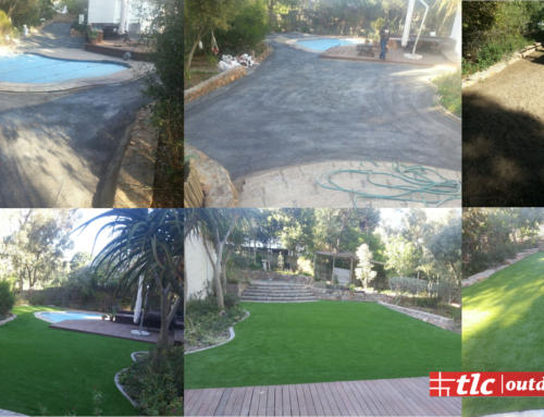 Artificial Grass in Cape Town – TLC Outdoor Recent Installation