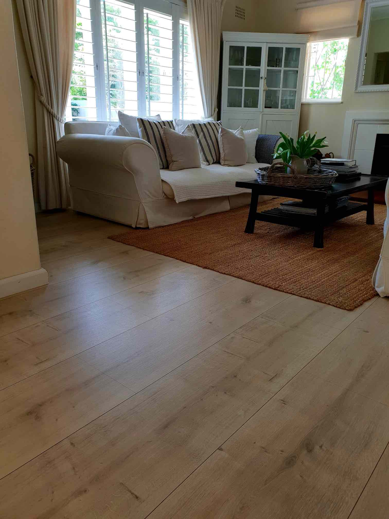 Laminate flooring - tlc flooring cape town
