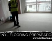 Vinyl Flooring Preparations - TLC Flooring