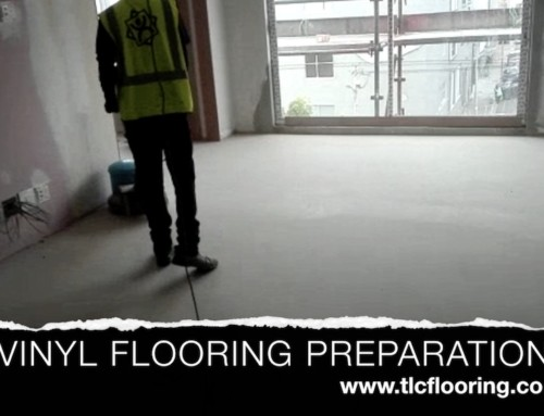 Preparing a Floor Prior to Vinyl Flooring Installation