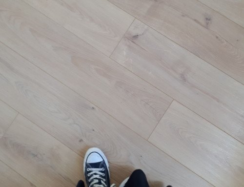 Recent laminate flooring Installation photos sent in by our client