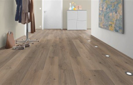Laminate Floors - EPL037 Oak Trilogy Cappuccino Room
