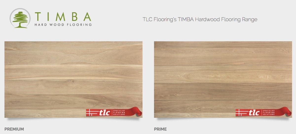 timba hardwood flooring premium & prime