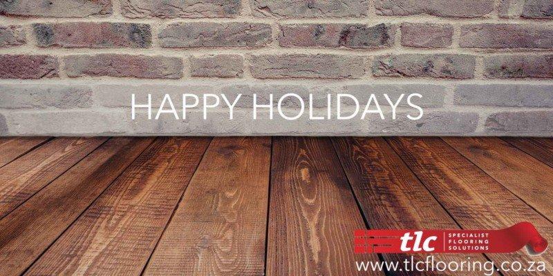 happy holidays from tlc flooring