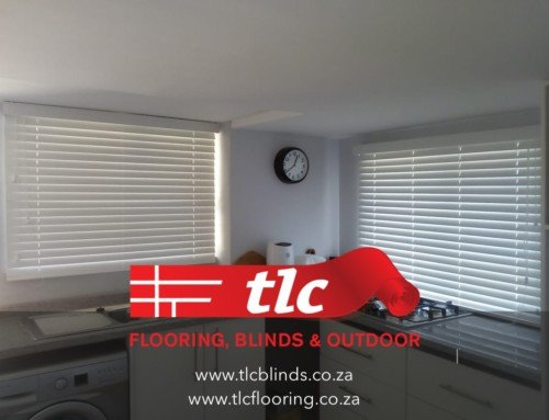 Add Style To Your Windows With Venetian Blinds