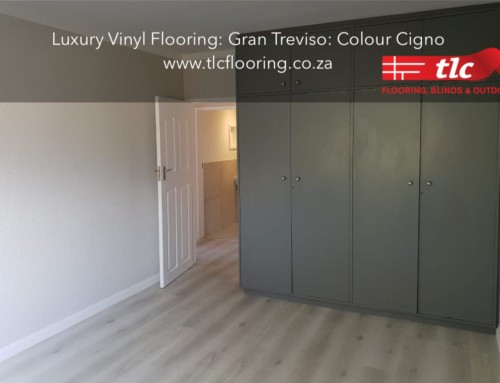 Recently Fitted Gran Treviso Luxury Vinyl Floor Planks