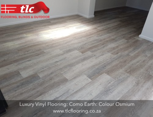 Fit Your Floors With Luxury Vinyl Planks From TLC