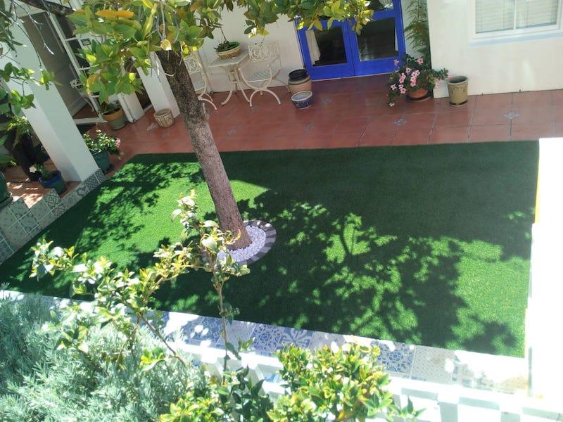 Artificial Grass Installation in Hout Bay 30mm Designa Turf