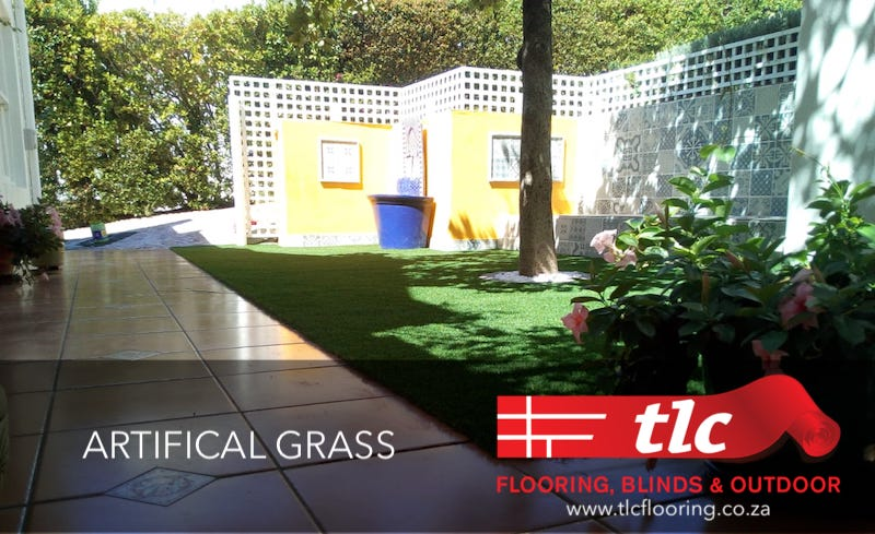 Artificial Grass Installation in Hout Bay 30mm Designa Turf