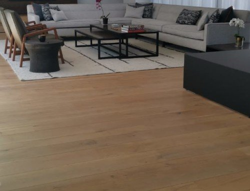 Engineered timber floors, let the picture tell the story
