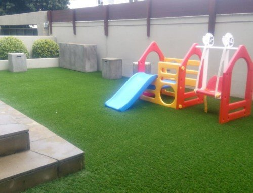 The solution to mid winter mud, Artificial Grass
