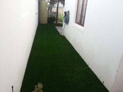 synthetic grass installation - artificial grass - tlc outdoor