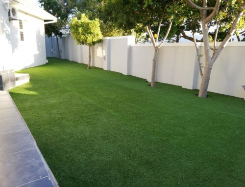 Artificial Grass Installation Before & After Photos