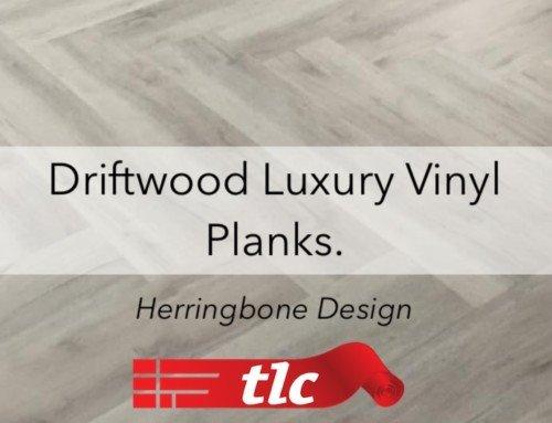 Driftwood Luxury Vinyl Planks