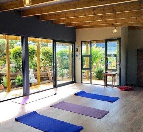 Laminate Flooring Installed Yoga Body Fit Sanctuary Suikkerbossie Estate