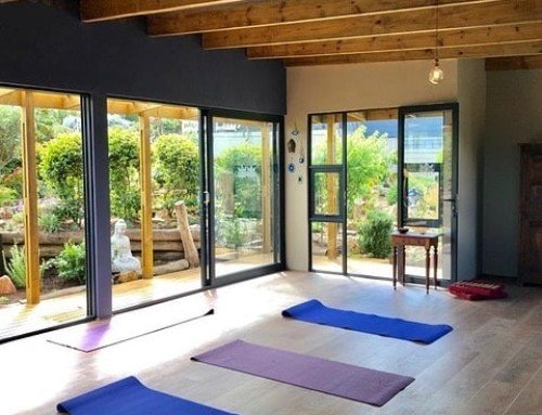 Yoga Body Fit Sanctuary Gets Laminate Flooring Installed
