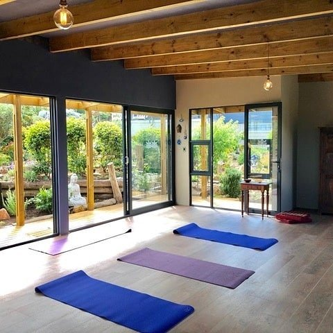 Laminate Flooring Installed Yoga Body Fit Sanctuary Suikkerbossie Estate