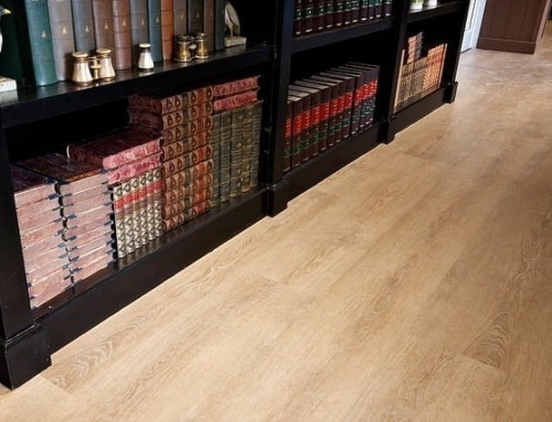 Vinyl Flooring, Ideal For Offices