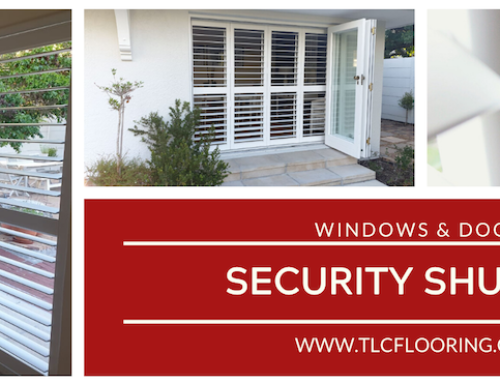 Get Security Shutters For Your Windows & Doors at TLC
