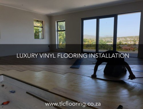 Luxury Vinyl Flooring – 300 SQM Installation
