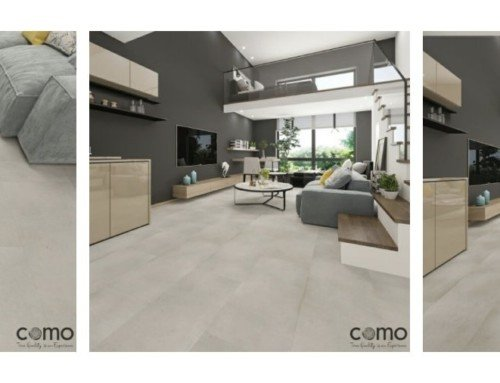 Vinyl Floor Tile COMO Mineral Collection