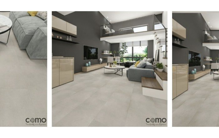 COMO Mineral Vinyl Floor Tile Collection Main