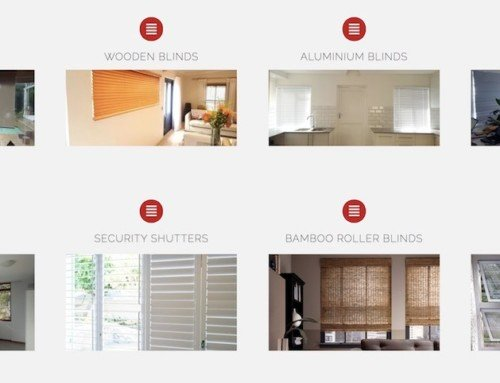 View TLC's Selection Of Blinds Online