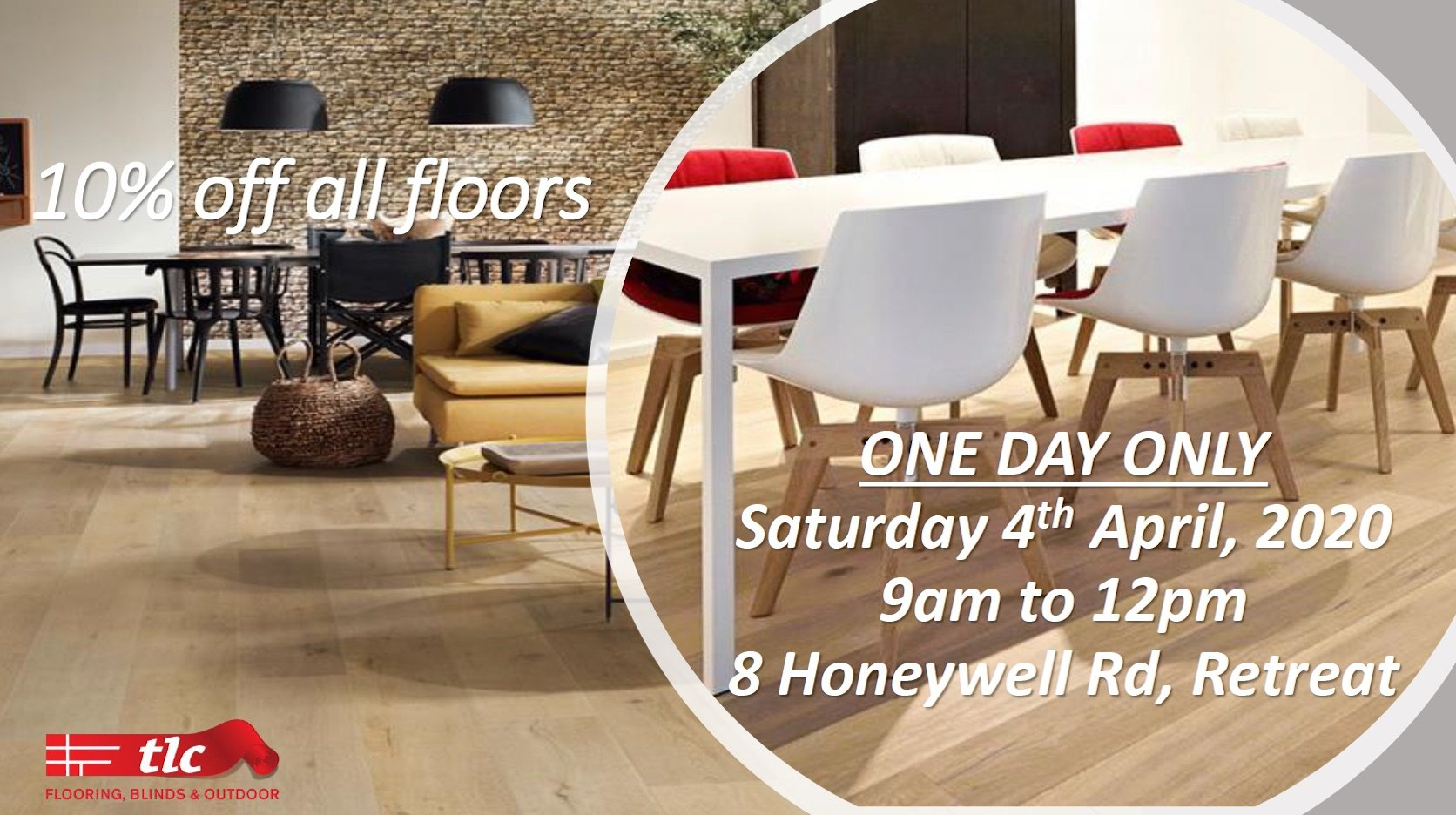 tlc flooring one day sale flash sale floors