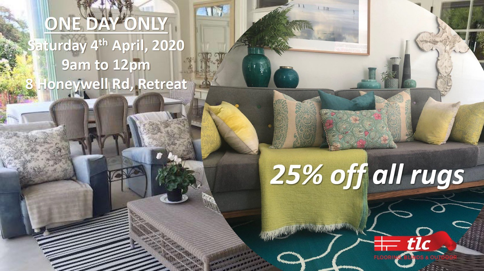 tlc flooring one day sale flash sale rugs
