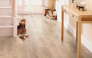 8575 Blonde Oak Laminate Flooring