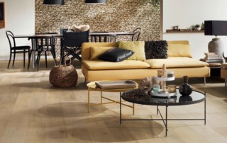 K266 Hayfield Oak Laminate Flooring