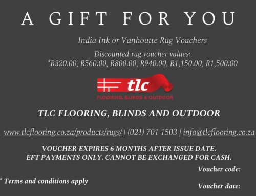 Discounted Rug Vouchers Now Available – India Ink & Vanhoutte!
