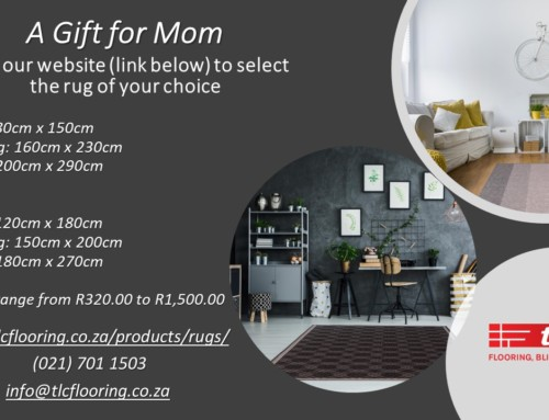 Mothers Day Gift Voucher From TLC Flooring