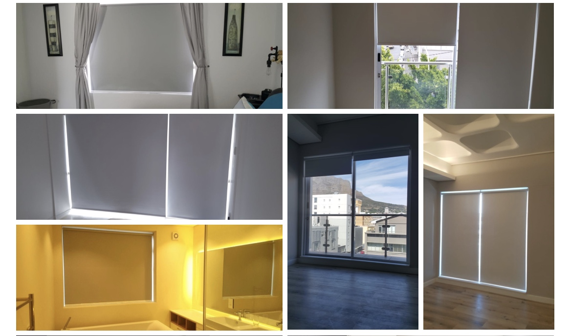 roller blinds cape town - tlc