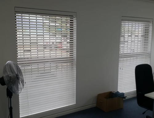 Get Your Office Blinds – Venetian or Wooden from TLC