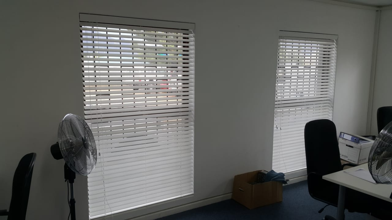 Office Blinds - Venetian - tlc flooring 2