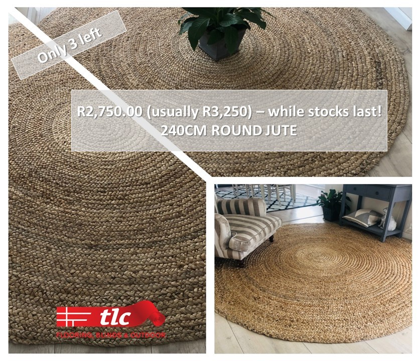Rug sale at tlc flooring cape town