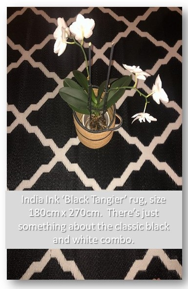 india ink rug black tangier - tlc flooring