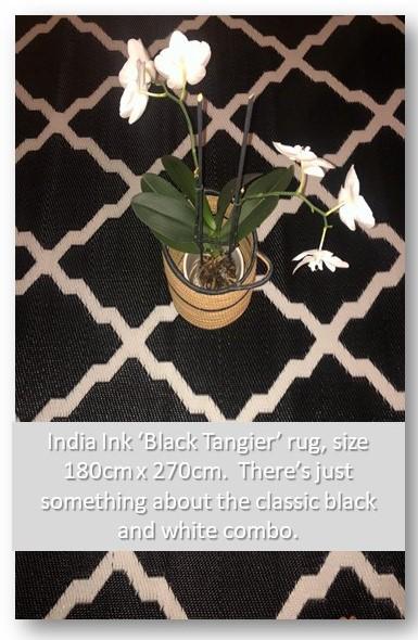 india ink rug black tangier - tlc flooring