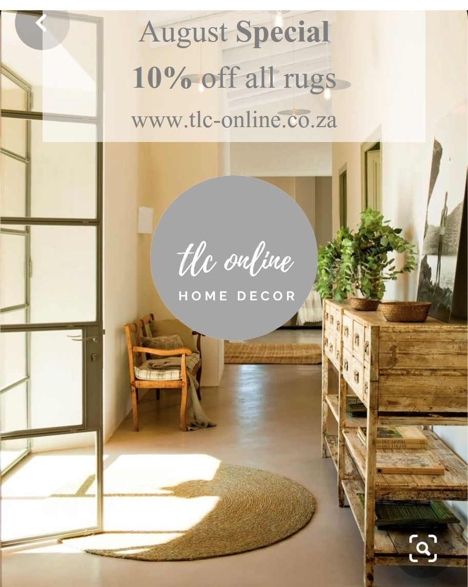 August Rug Special