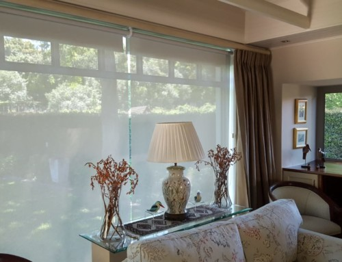 Double Roller Blinds, Sunscreen & Blockout