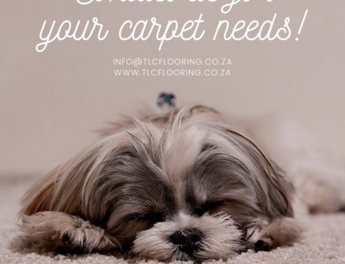 Get your Carpets at TLC Flooring & Other Products Too