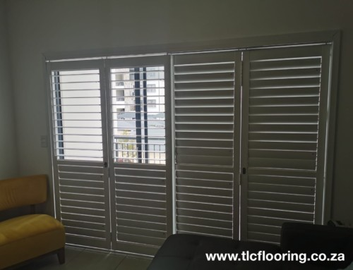 A Recent Shutter Installation